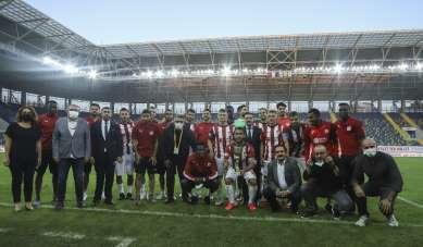 Başkent Kupası: MKE Ankaragücü: 0 - DG Sivasspor: 2