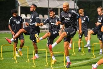 Beşiktaş'ta Denizlispor hazırlıkları sürüyor