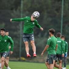 Bursaspor'un Bolu kampı sona erdi