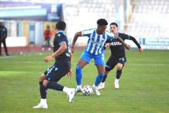Hazırlık maçı: Erzurumspor: 2 - Trabzonspor: 1