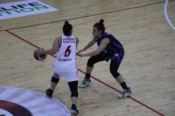 Kadınlar Basketbol Süper Ligi: B.Elazığ İl Özel İdare: 70 - Hatay Büyükşehir Bel