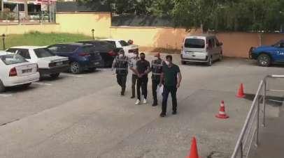 Motosiklet hırsızlığı zanlısı tutuklandı