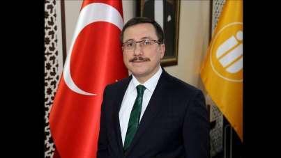 Rektör Kızılay'dan 6 Azerbaycan üniversitesinin rektörüne dayanışma mektubu