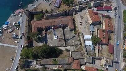Sinop Kalesi'nde hedef 'UNESCO Kültürel Miras Listesi'