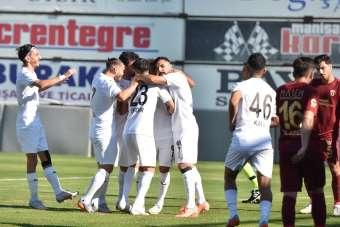 TFF 2. Lig: Manisa FK: 5 - İnegölspor: 1