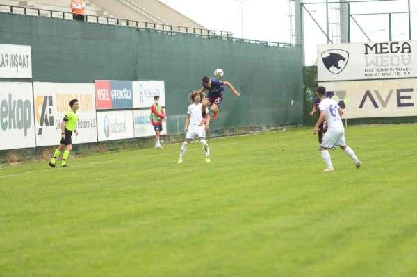TFF 2. Lig: Hekimoğlu Trabzon FK: 3 - Ergene Velimeşespor: 1