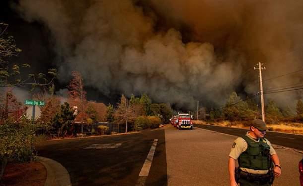 Yangında 5 Kişi Hayatını Kaybetti