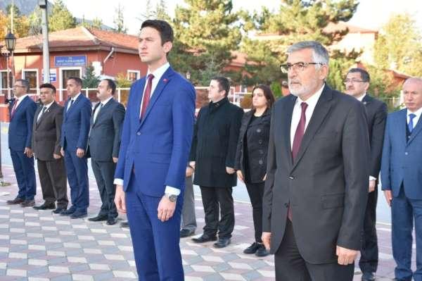 Atatürk 81. ölüm yıl dönümünde İnönü'de anıldı