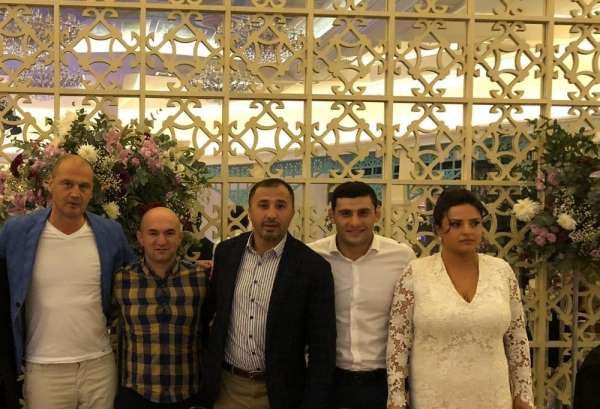 Milli judocu Vedat Albayrak evlendi