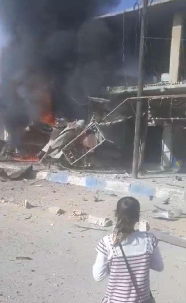 MSB: 'PKK/YPG'li teröristlerce yine masum siviller katledildi. Teröristlerin Tel