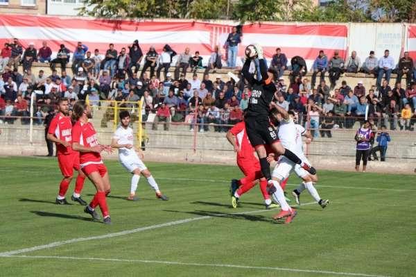 Nevşehir Belediyespor: 0 Kelkit Belediyespor: 1