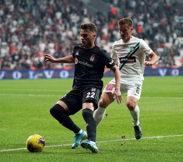 Süper Lig: Beşiktaş: 0 - Denizlispor: 0 (İlk yarı)