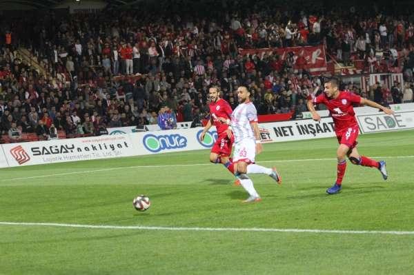 TFF 1. Lig: Balıkesirspor: 0 Altınordu: 0