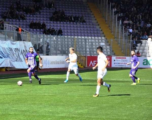 TFF 2. Lig: Afyonspor: 0 - Manisa Futbol Kulübü: 2