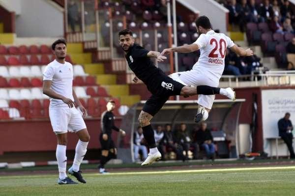 Gümüşhanespor Sancaktepe Futbol Kulübü maç sonucu