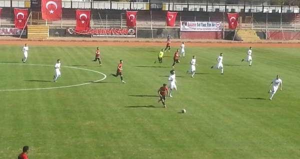 Van Spor FK Eyüpspor maç sonucu