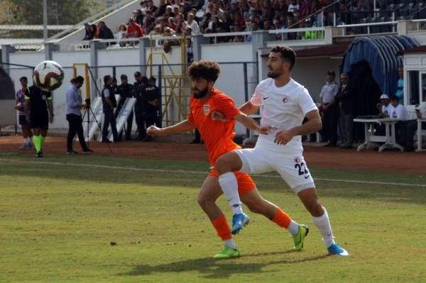 Fethiyespor Kozanspor FK maç sonucu