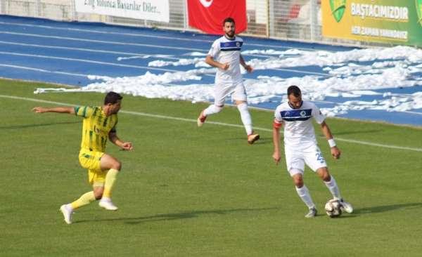 TFF 3. Lig: Osmaniyespor FK: 3 - Altındağ Belediyespor: 2