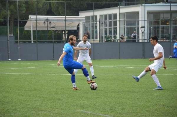Yunusemre Belediyespor Salihli Belediyespor ile berabere kaldı
