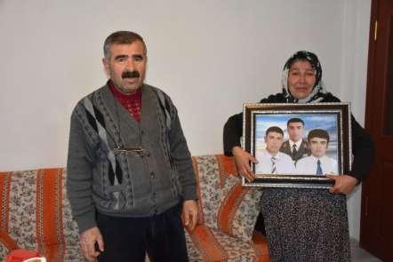 Şehit ailesi dolandırıldı