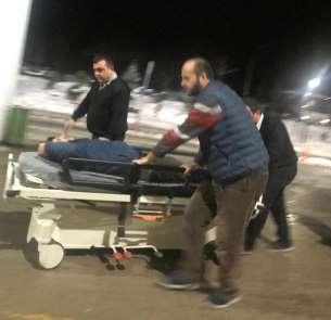 Sakarya'da bıçaklı saldırı: 1 yaralı