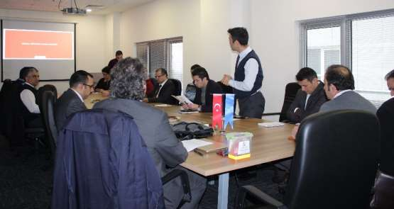 OKA'da 'E-Ticaret, Dijital Pazarlama' semineri
