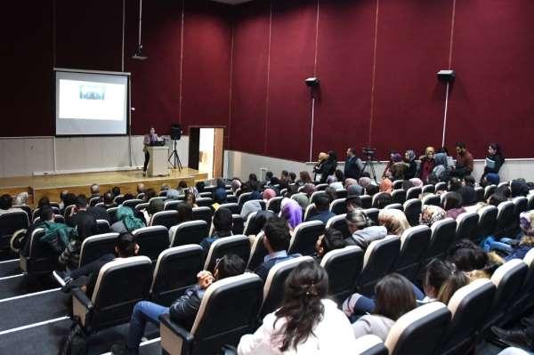 Adıyaman Üniversitesinde 'Kadın ve erkek beyni' konferansı