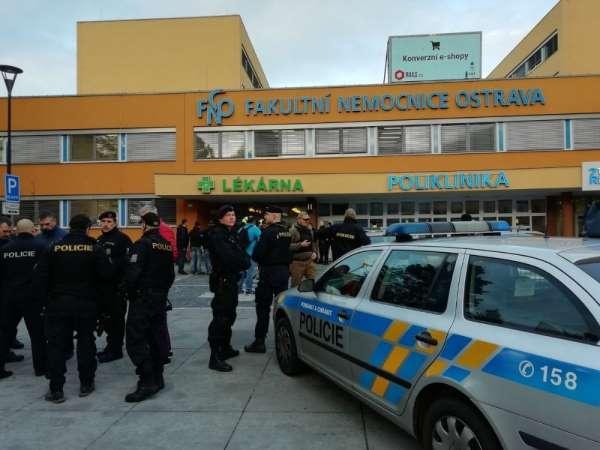 Çekya'da hastanede silahlı saldırı: 4 ölü, 2 yaralı