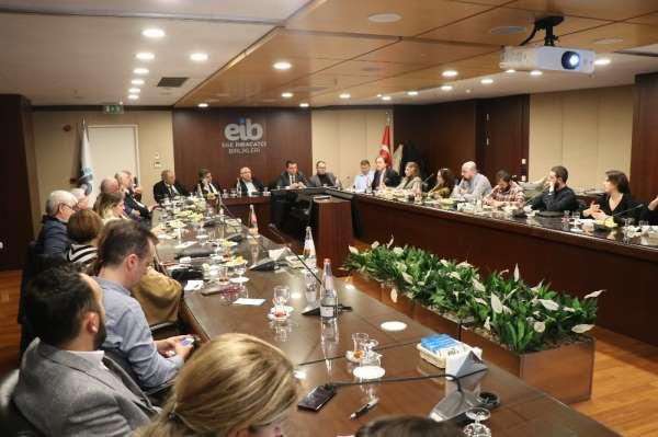 Mobilya ve mermer ihracatçıları, mimarlarla güç birliği yapacak
