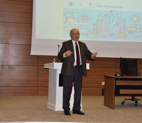 OMÜ'de 'Dijital Dönüşüm ve Ekonomik Etkiler' konferansı