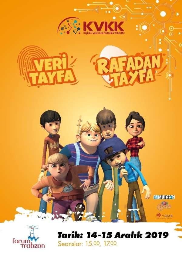 Rafadan Tayfa Forum Trabzon'a geliyor
