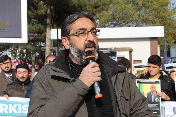 Selim Özkabakçı; 'ihlallerin önlenmesi konusunda insanlık hala geçer not alamamı