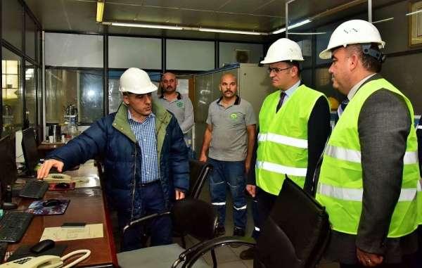 Tokat Valisi Balcı; 'Turhal Şeker Fabrikası Türkiye'nin Gözbebeğidir'