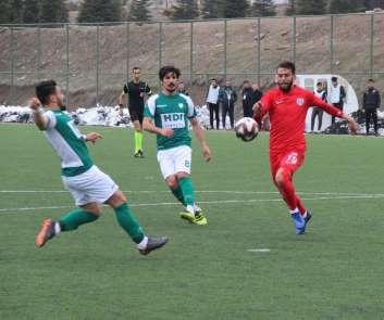 TFF 3. Lig: Elaziz Belediyespor: 2 - Kırşehir Belediyespor: 0