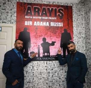 Adana dizisi 'Arayış'ın çekimleri için çalışmalara başlandı