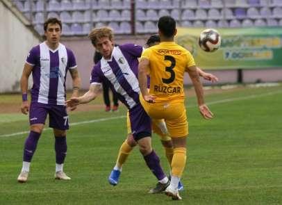 TFF 3. Lig: Yeni Orduspor: 1 - Osmaniye FK: 1