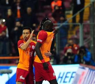 Mbaye Diagne ilk maçında fileleri havalandırdı