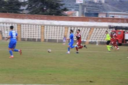 TFF 2. Lig: Tokatspor: 0 - Tuzlaspor: 1