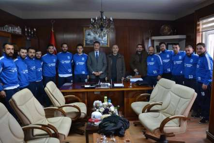 Kabadüz Belediye Futbol Spor Kulübü kuruldu.