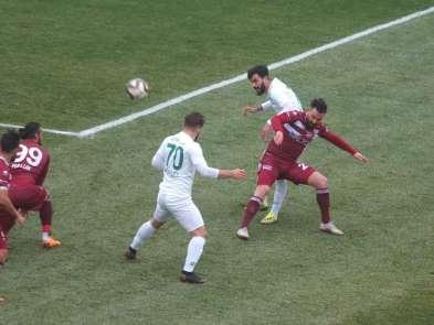 TFF 2. Lig: Bandırmaspor Baltok: 2 - Kırklarelispor: 1