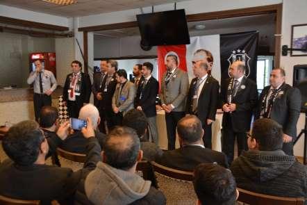 Söke Kartalları Beşiktaşlılar Derneği ilk genel kurulunu yaptı