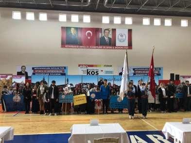 Diyarbakır'da halk oyunları müsabakaları sona erdi