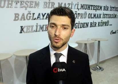 (Özel haber) Ertuğrul Karagöl: 'Erbaa'da geniş spor kompleksleri oluşturacağız'