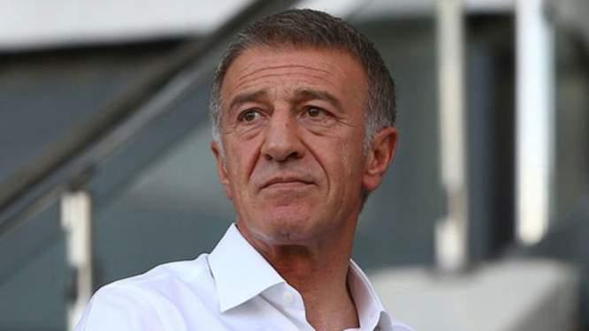 Trabzonspor Başkanı Ağaoğlu'ndan hakem eleştirisi