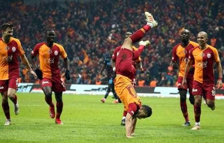 Spor Toto Süper Lig: Galatasaray: 3 - Trabzonspor: 1 (Maç sonucu)