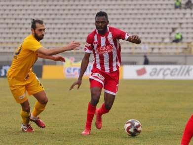 Spor Toto 1. Lig: Boluspor 1 - Afjet Afyonspor 1