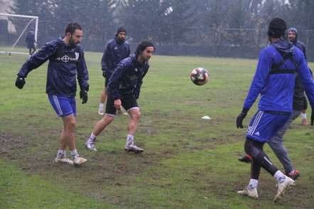Hatayspor, Gazişehir Gaziantep maçına hazır