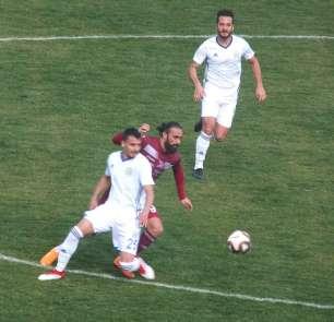 TFF 2. Lig: Bandırmaspor Baltok: 1 - Tarsus İdman Yurdu: 0