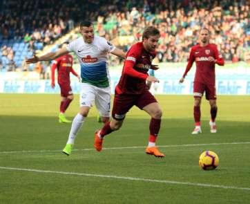 Spor Toto Lig: Çaykur Rizespor: 3 - İstiklal Mobilya Kayserispor: 0 (Maç sonucu)