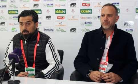 Hatayspor - Eskişehirspor maçının ardından